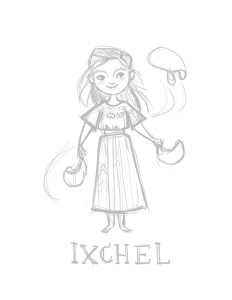 early character sketch