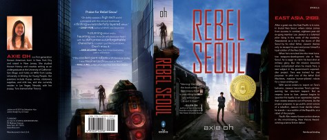 Full jacket of Rebel Seoul