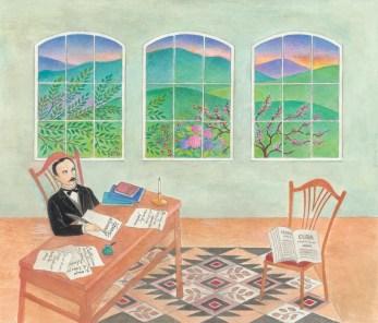 Image from Martí's Song for Freedom/Martí y sus versos por la libertad