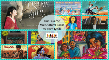 Favorite Multicultural Books for Third Grade