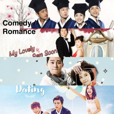 4 Comedy Romance