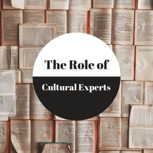Consult Cultural Experts pt. 2