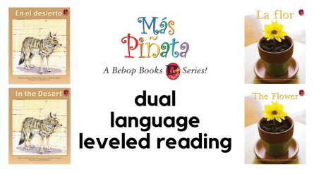 Mas Pinata Dual Language Leveled Reading