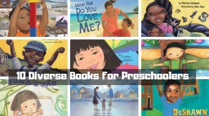 10 Diverse Books for Preschoolers