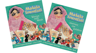 malala yousafzai covers