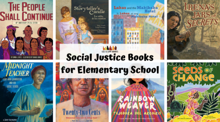 Social Justice Books for Elementary School