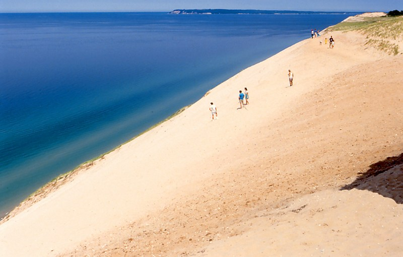 Sleeping Bear Dunes is ready for Spring