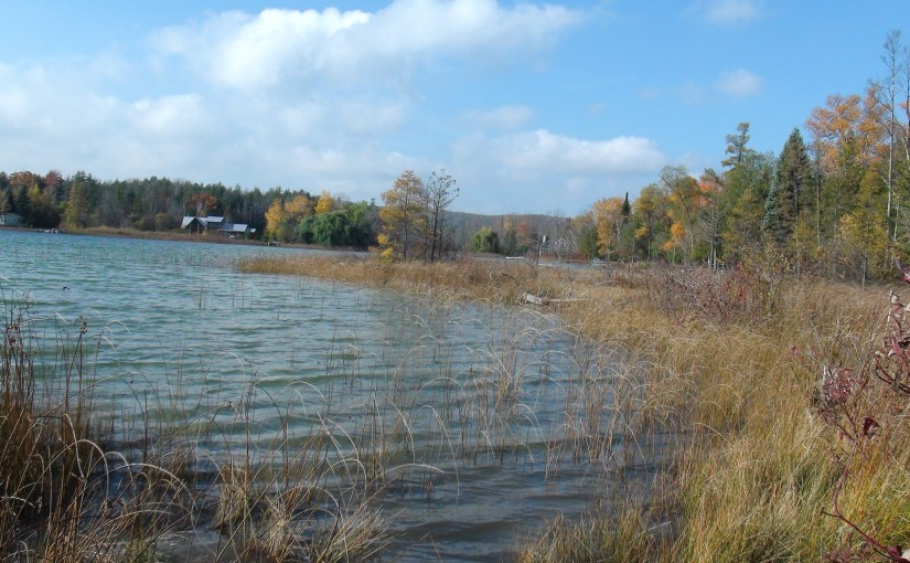 Land for Sale on Little Traverse Lake 198 ft 500,000