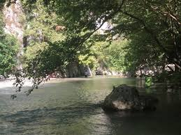Epirus The Acheron River