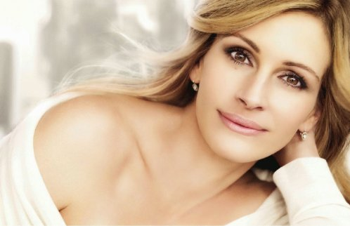 """Pretty woman"" loves GreeceJulia Roberts"
