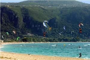 Kite Surf in Lefkada
