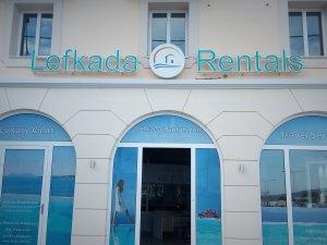Lefkada Rentals Office