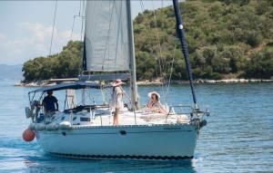 Lefkada Sailing Daily Cruise (photo courtesy of My Way)