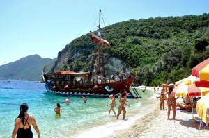 One Day Boat Excursion, Lefkada