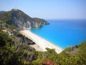 Lefkada Spiaggia di MIlos