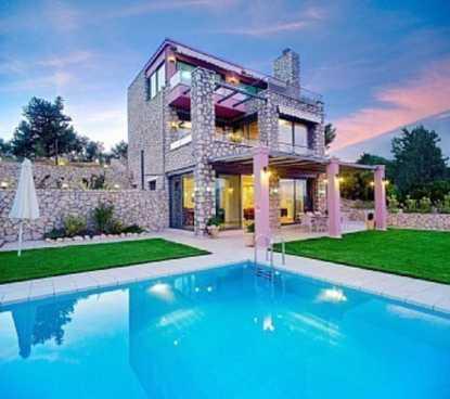 Villa for sale Lefkada Ligia