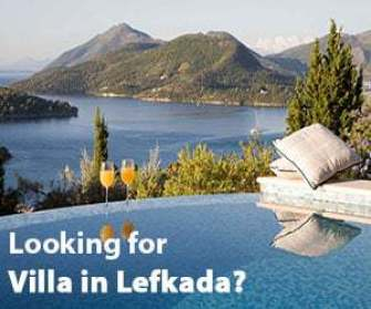 Are you looking for villas in Lefkada?