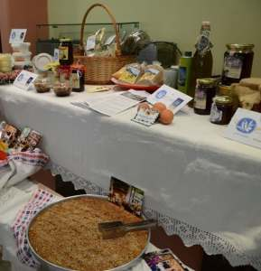 Traditional products of Lefkada