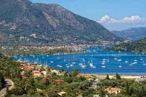 Cosmopolitan Nidri in Lefkada, will take your mind!!