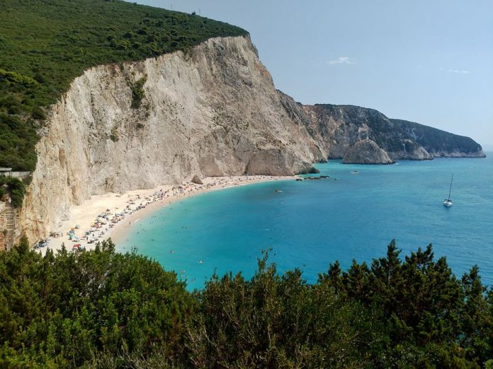 Discover the amazing Porto Katsiki beach in Lefkada