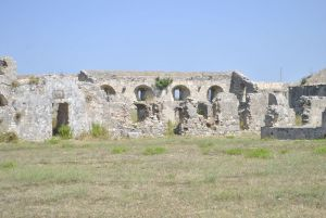 The Castle of Santa Maura One of the most impressive medieval buildings in Greece