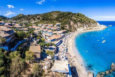 Agios Nikitas Village, Lefkada