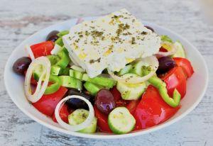 Greece and vegan cuisine