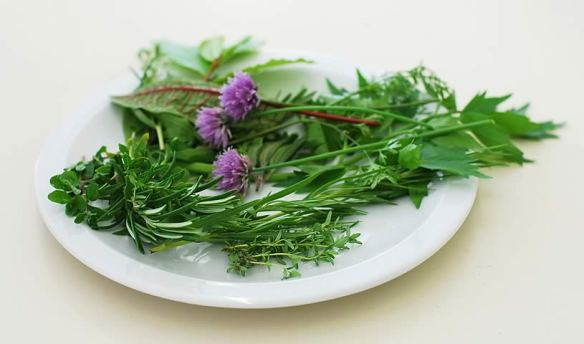 You can control the herbs you grow, avoiding chemicals or pesticides.