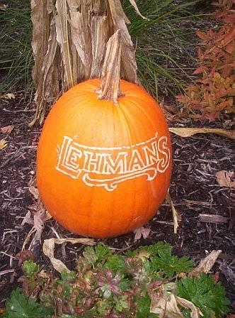 The Lehman's Pumpkin