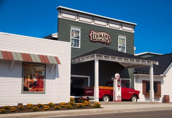 lehmans store front