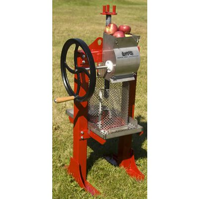 Worth the investment! Cider presses are available at Lehmans.com now.