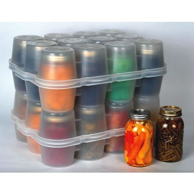 Canning Jar Storage Boxes from Lehman's