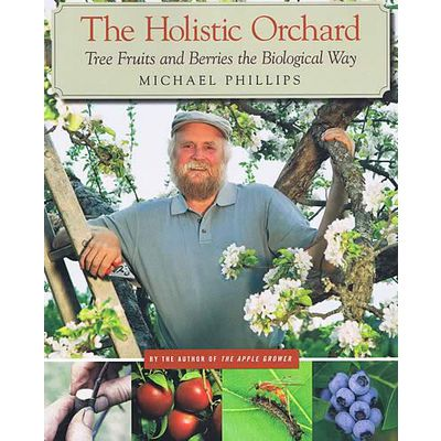 The Holistic Orchard, now available at Lehman's in Kidron or Lehmans.com, shows you how to plant an edible landscape, with a philosophy similar to Mark Shephard's.