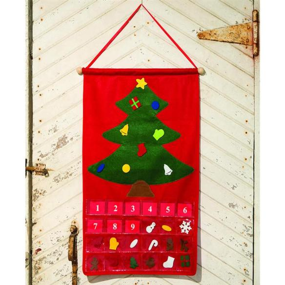 Advent Tree Calendar