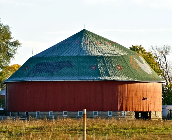 Spied along State 31 between Brownsburg and Ft. Wayne, Indiana.