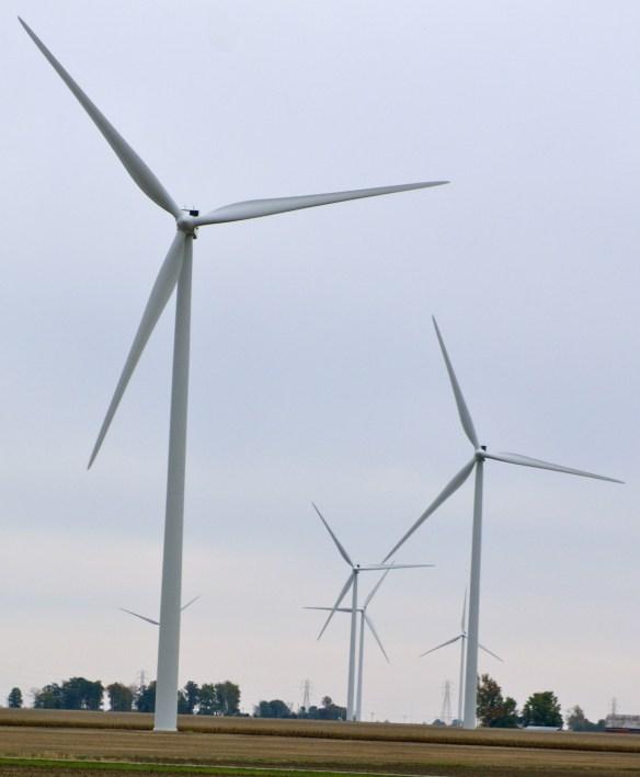 Wind Farm, Van Wert Ohio