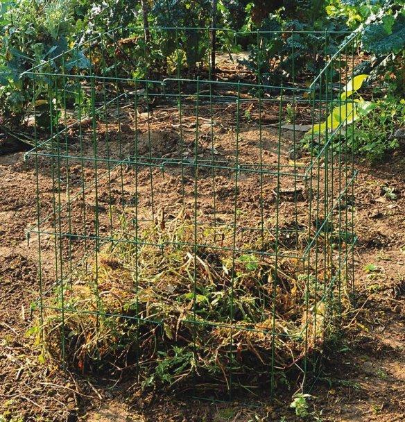 Wire Compost Bin