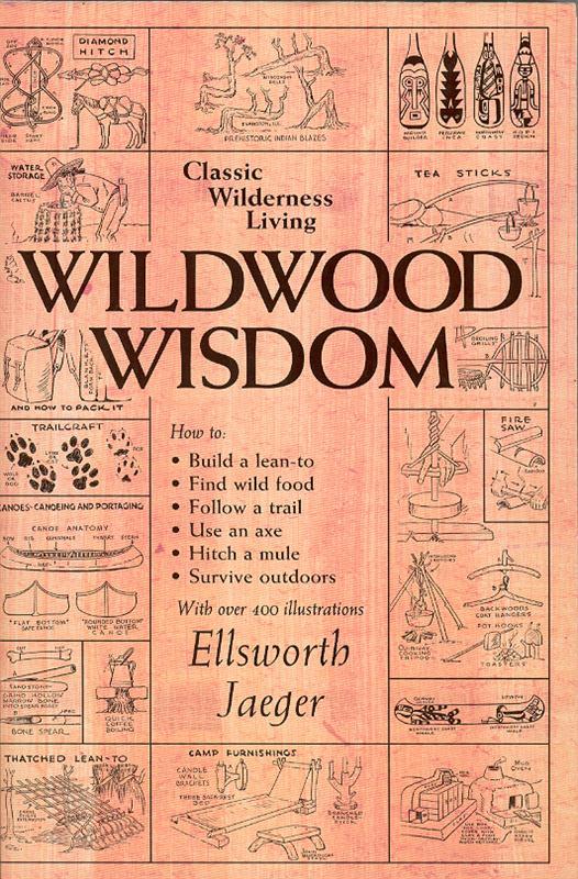 Wildwood Wisdom book from Lehmans.com