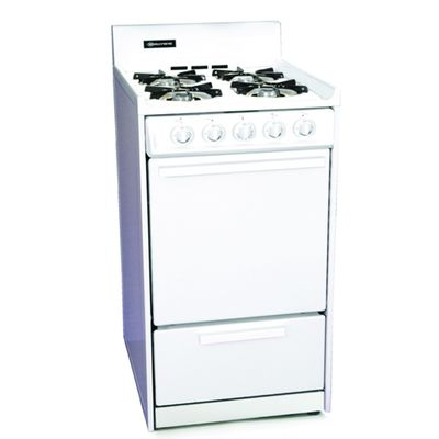 Brown Gas Range at Lehmans.com