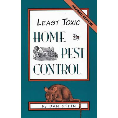 Least Toxic Home Pest Control book