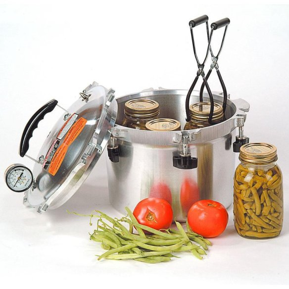 10 qt High-Quality Pressure Canner