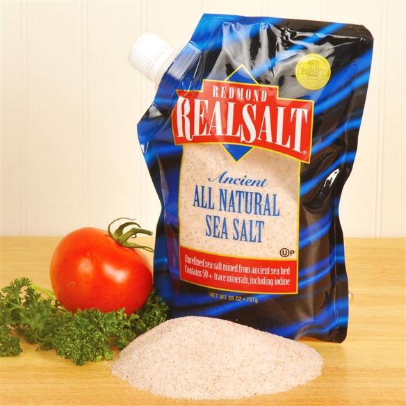 Natural Sea Salt at Lehmans.com
