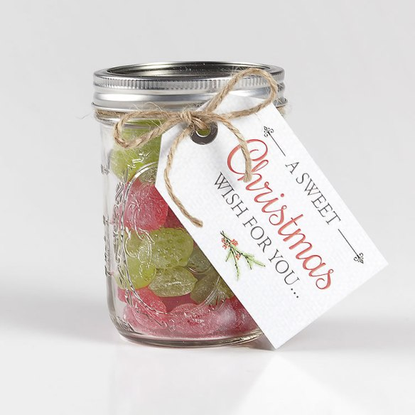 5-Minute Jar Gift - Candy
