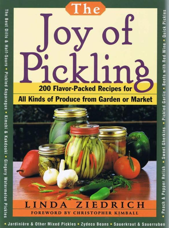 Find 200 more great recipes in The Joy of Pickling, at Lehmans.com!