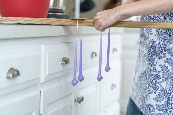 hanging candles 3