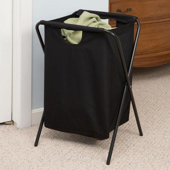 Our Amish-made laundry lug is a great choice for dorm rooms, apartments or children's laundry!
