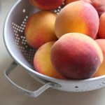Just Peachy: Canning Memories