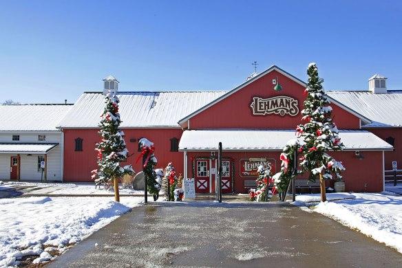 christmas at lehmans