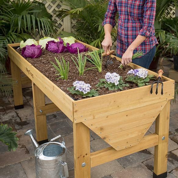 classic vegtrug elevated garden bed_2