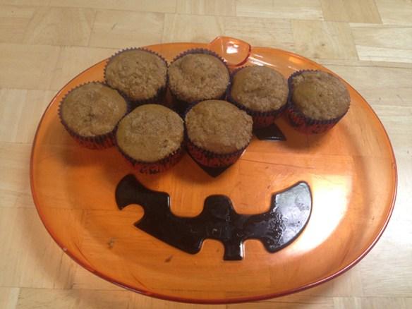 Shelley's Pumpkin Muffin Tray
